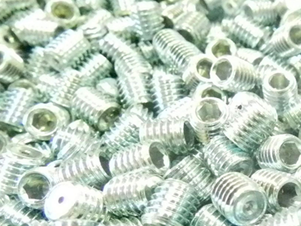 Conical Drilled NPTF Choke Set Screws | GT SERVICE LTD