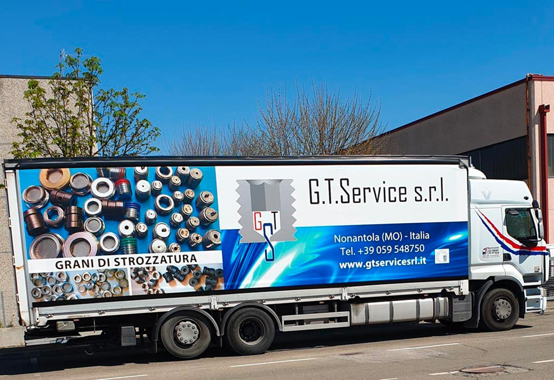The production and the services of GT Service Ltd.: quality and expertise